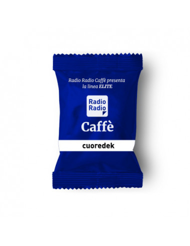 Cuoredek - 50 Capsule Caffè Smart