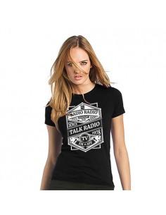 T-Shirt Radio Radio Donna