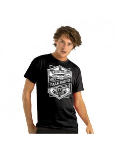 T-Shirt Radio Radio Uomo