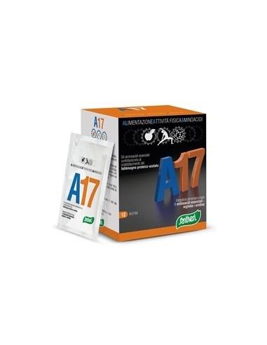 A17 in bustine: un pool di aminoacidi per donare sostegno nei momenti di alimentazione intermittente