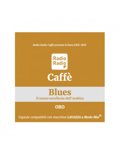 Blues - 100 Capsule Caffè Compatibili...