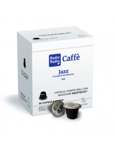 Jazz - 50 Capsule Caffè...