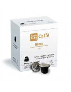 Blues - 100 Capsule Caffè...