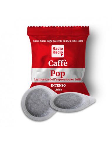 Pop - 100 Cialde Caffè 44 mm