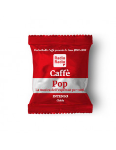 Pop - 100 Cialde Caffè 44 mm