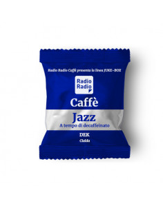 Jazz - 50 Cialde Caffè 44 mm