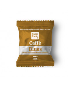 Blues - 100 Cialde Caffè 44 mm