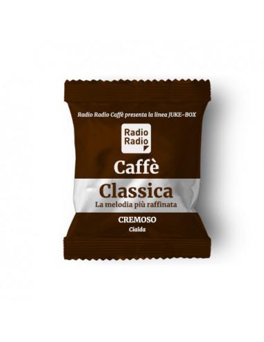 Classica - 100 Cialde Caffè 44 mm