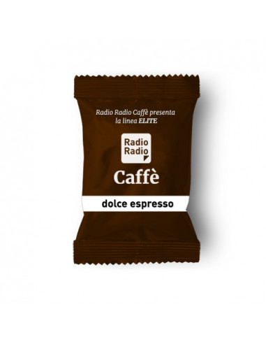 Dolcespresso - 100 Capsule Caffè Smart